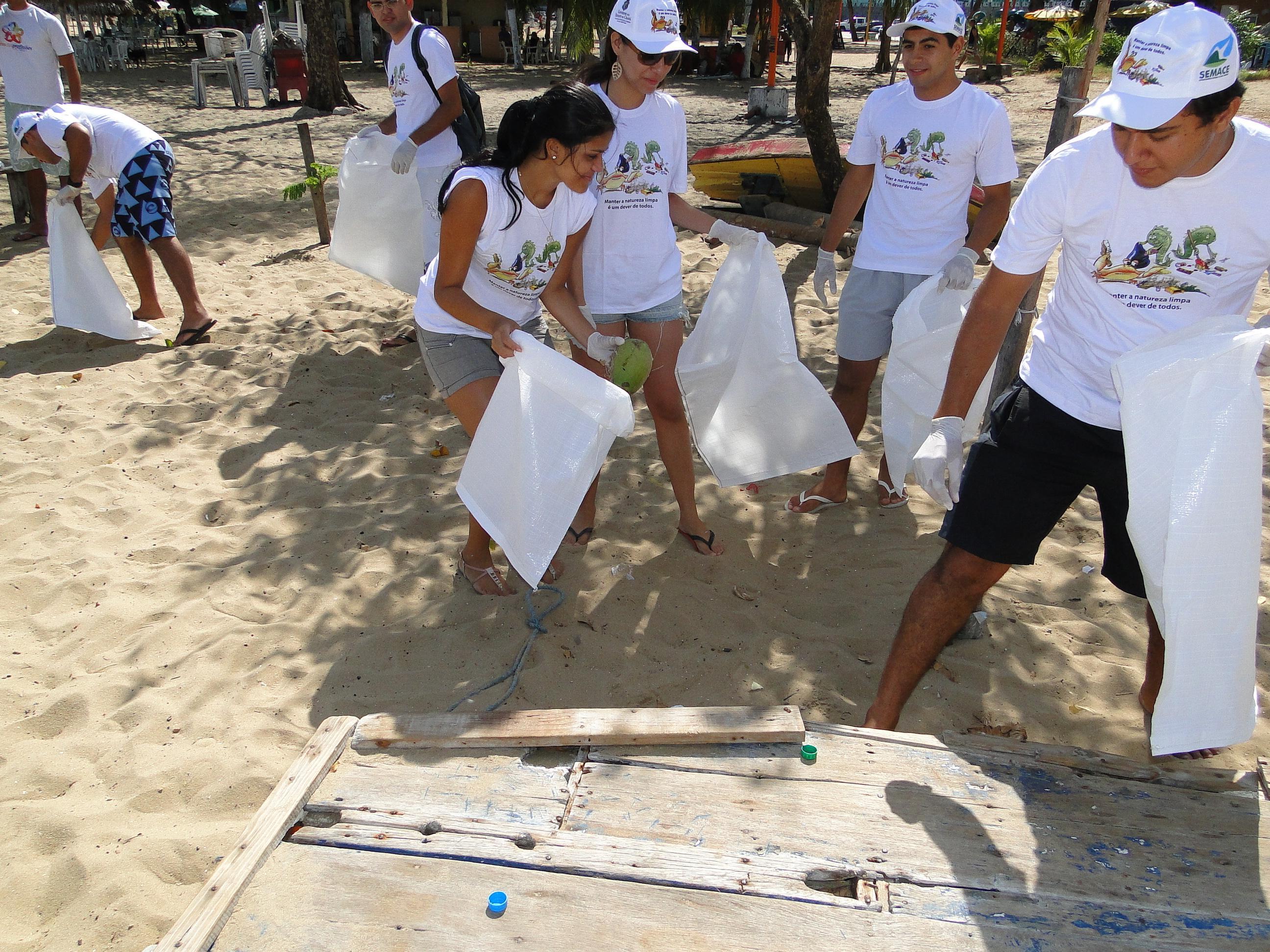 Programa Praia Limpa
