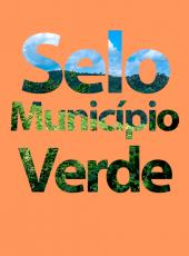 Selo Município Verde