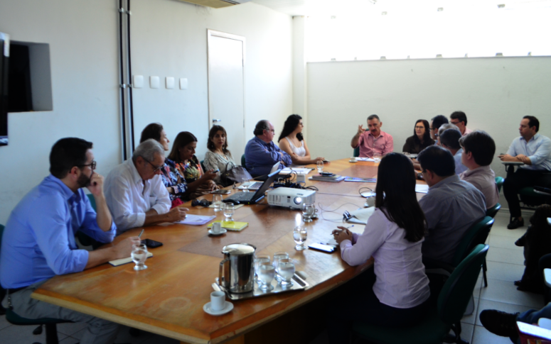 Reunião discute zoneamento ecológico e econômico da costa cearense