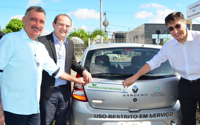 Veículos da SEMA serão os primeiros do governo a usar gás natural renovável