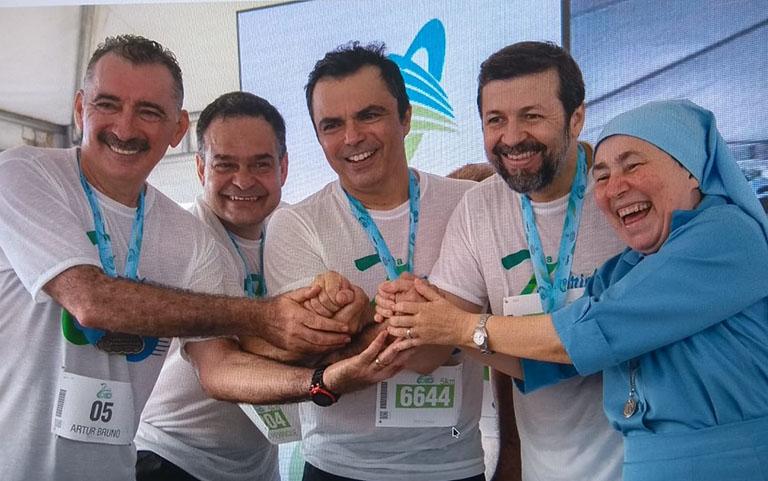 Parque Estadual do Cocó: corrida reúne milhares para celebrar dois anos de regulamentação