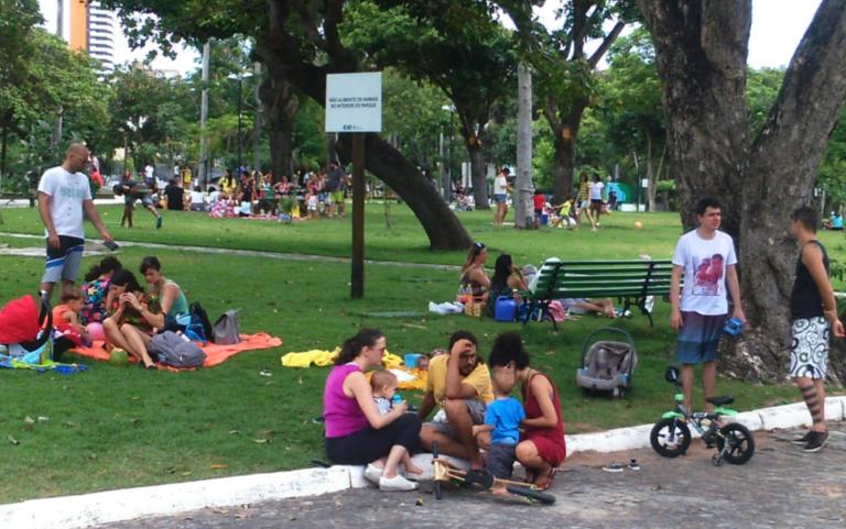 Parques estaduais são boa opção de lazer nas férias de julho