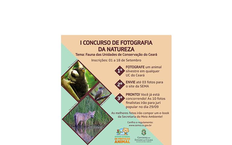 I Concurso de Fotografia da Natureza