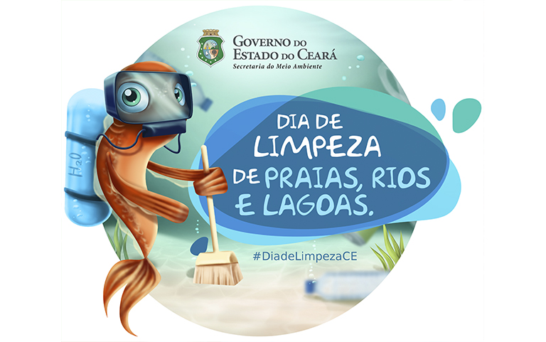SEMA promove Dia de Limpeza de Praias, Rios e Lagoas