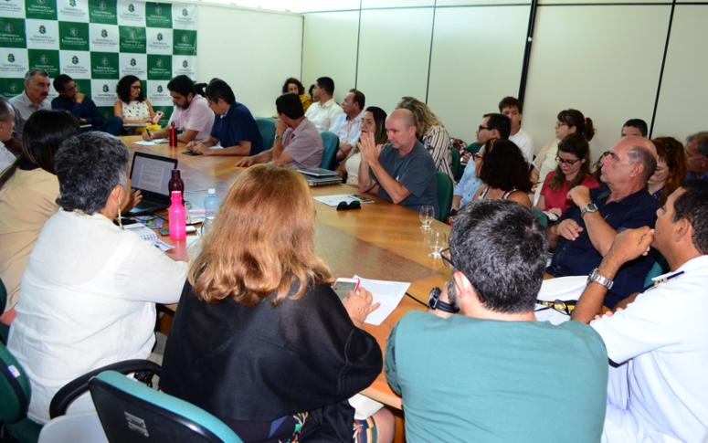 Sete praias do Ceará serão monitoradas quanto aos contaminantes de petróleo