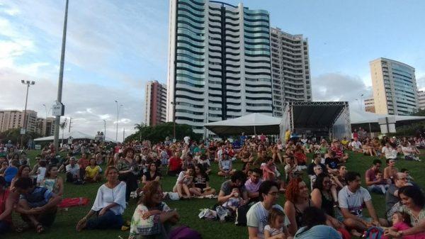 Domingo (17/11) tem Viva o Parque e muita música no Cocó