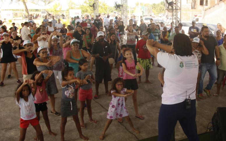 Domingo tem Carnaval no Viva o Parque do Maranguapinho