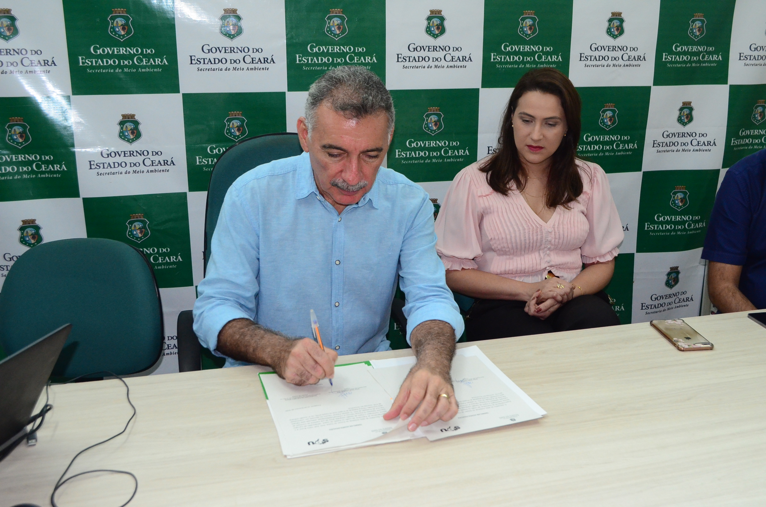 SEMA e SPU homologam Plano de Gestão Integrada (PGI) da orla marítima de Caucaia