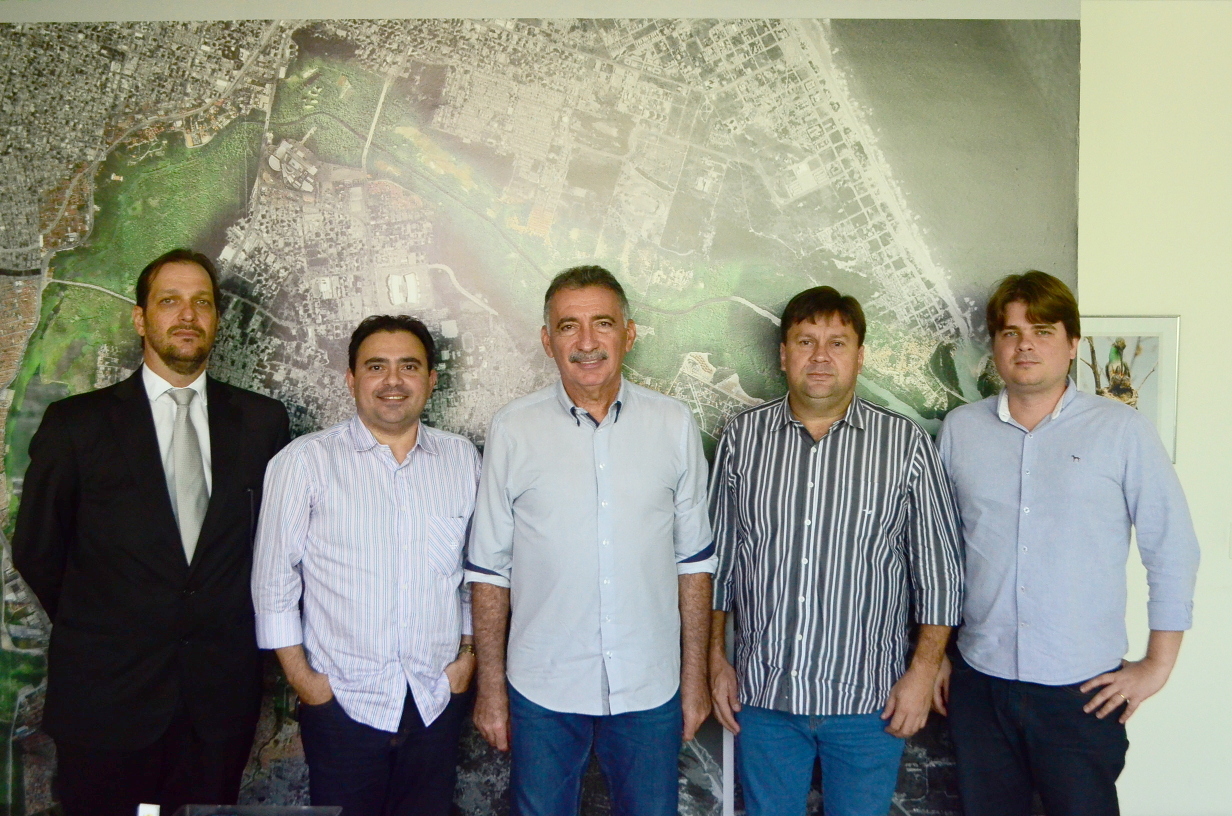 Agace reafirma parceria com a SEMA