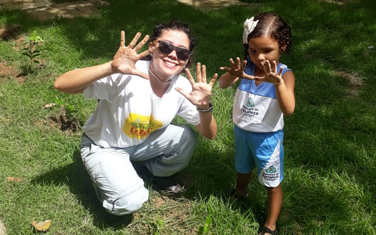 SEMA é parceira do Programa Mais Infância