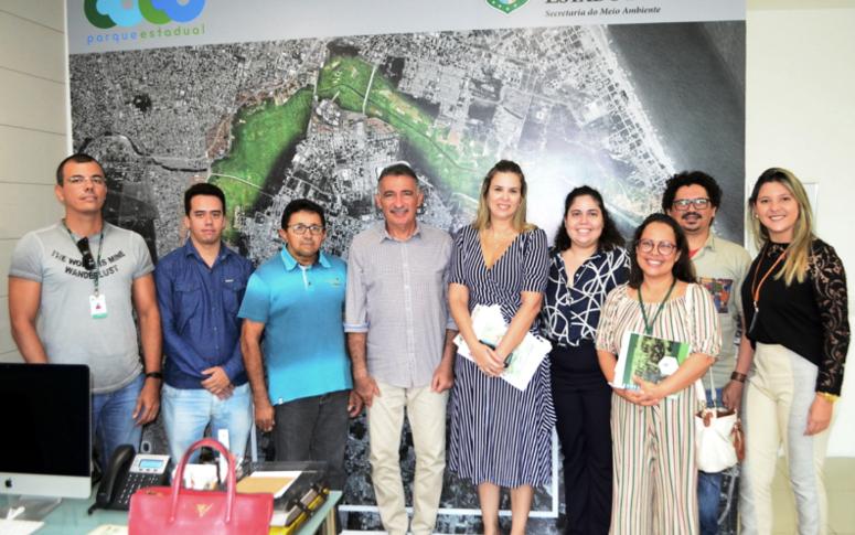 SEMA e Defensoria Pública discutem contaminação do rio Poti pela mineradora Globest