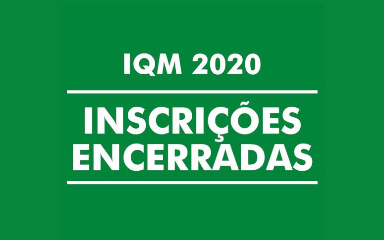 Inscrições para o IQM/2020 encerraram com número recorde de municípios inscritos