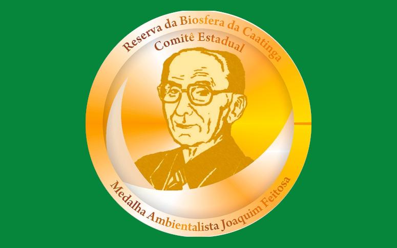 Comitê Estadual da Reserva da Biosfera da Caatinga escolhe o ganhador da Medalha Joaquim Feitosa 2020