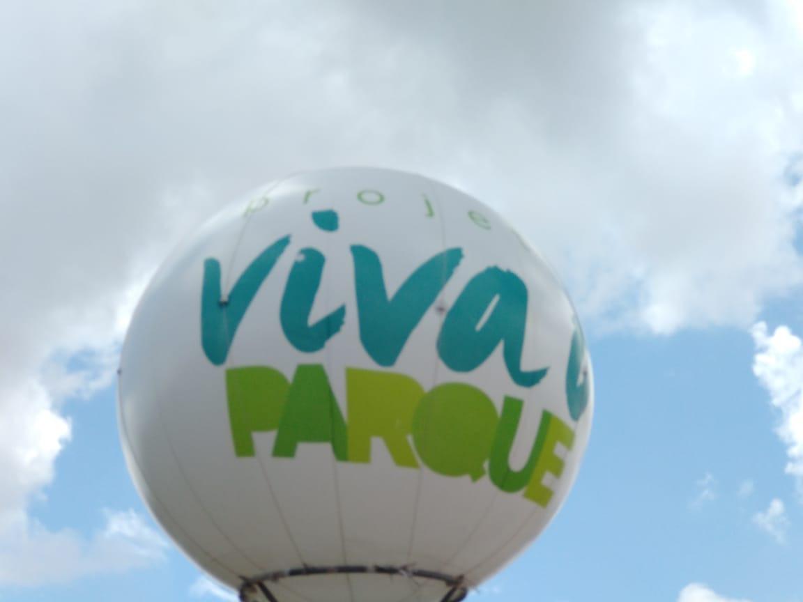 SEMA suspende projeto Viva o Parque