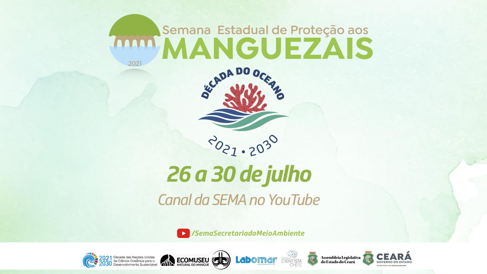 Semana Estadual de Proteção dos Manguezais encerra-se nesta sexta