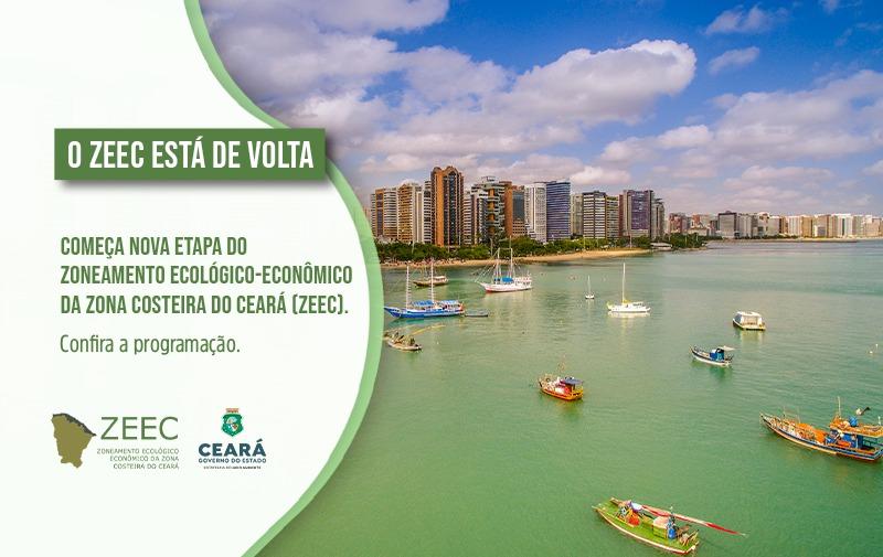 Zoneamento Ecológico-Econômico da Zona Costeira do Ceará (ZEEC)